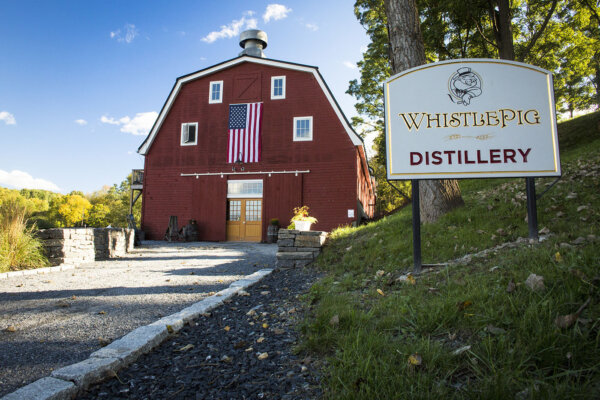 WhistlePig Distillery