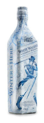 White Walker by Johnnie Walker feiert Erfolgsserie Game of Thrones