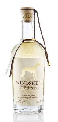 Launch des Windspiel Barrel Aged Potato Vodka
