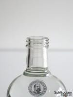 Absolut Vodka Blue Label Hals