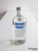 Absolut Vodka Blue Label Vorderseite