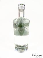Homecoming Vodka Rückseite