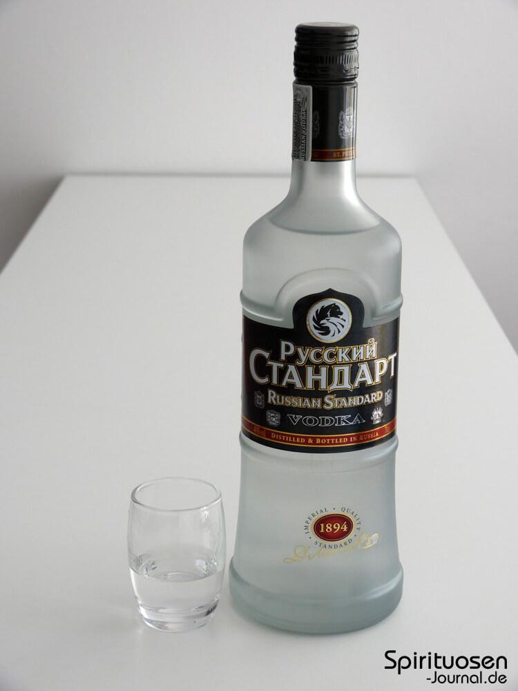 Test: Russian Standard Original - Spirituosen-Journal.de