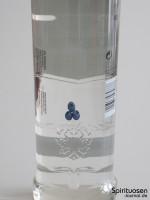 Smirnoff Twist Blueberry Rückseite Etikett