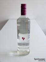 Smirnoff Twist Raspberry Rückseite