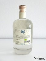 Lion's Munich Handcrafted Vodka Rückseite