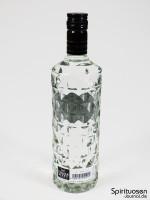 Three Sixty Vodka Rückseite