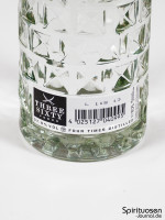 Three Sixty Vodka Rückseite Etikett