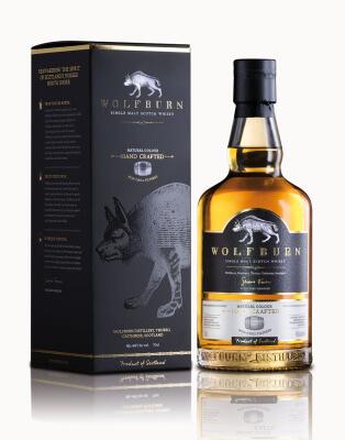 Wolfburn Distillery füllt ersten Single Malt Scotch Whisky ab