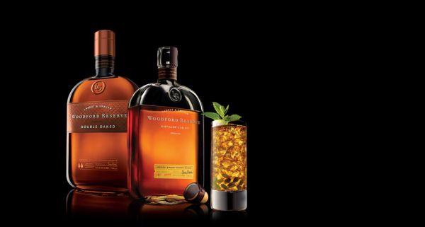 Brown-Forman plant Ausbau der Woodford-Reserve-Distillery