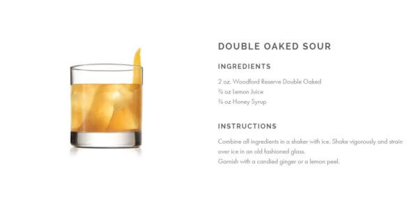 Double Oaked Sour
