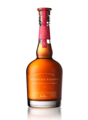 Woodford Reserve launch Master's Collection Cherry Wood Smoked Barley