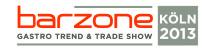 Barzone 2013 öffnet am 27. und 28. Mai in Köln ihre Pforten