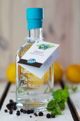 vomFASS launcht Longwood 17 Dry Gin